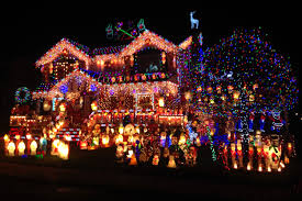overdecorated house